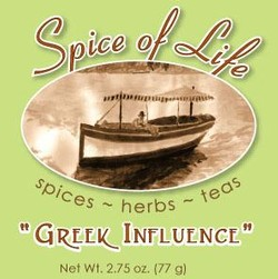 GREEK INFLUENCE BLEND